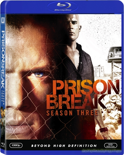 Prison Break - Season 3 (Blu-ray)