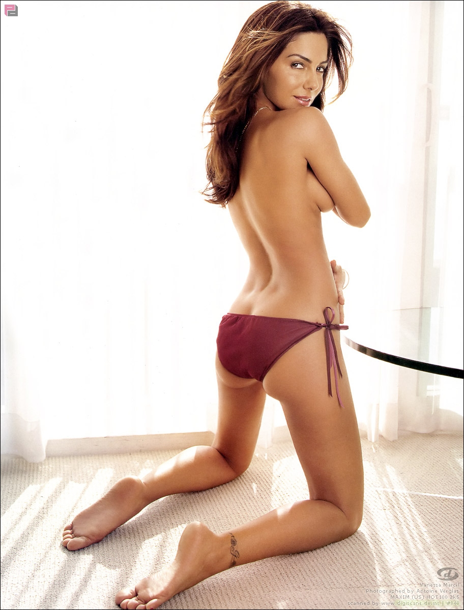 Vanessa Marcil nude, topless pictures, playboy photos,