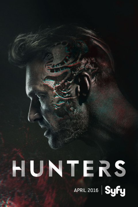 Hunters-syfy-poster