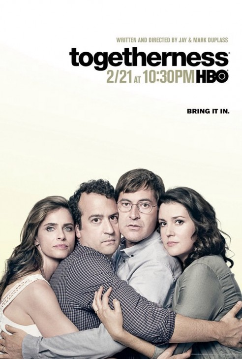 Togetherness-s2-poster