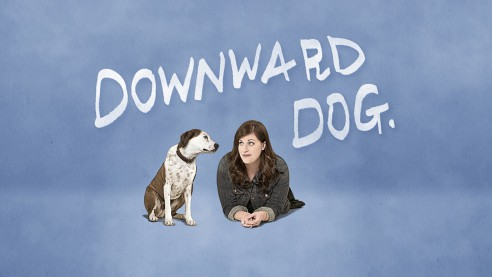 Downward-Dog-ABC-TV-series-key-art-logo