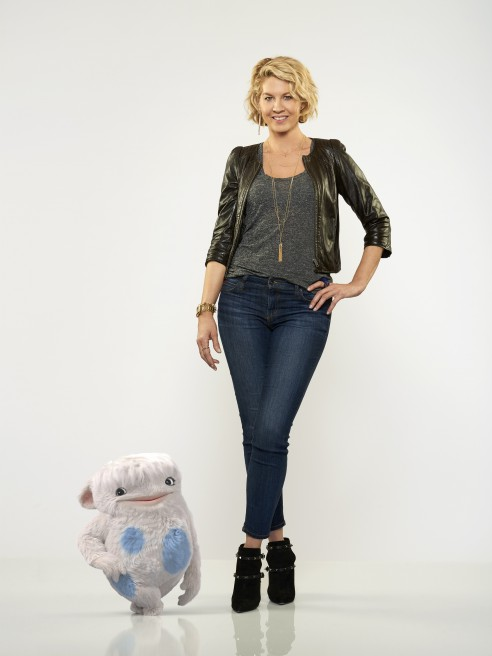"IMAGINARY MARY - ABC's ""Imaginary Mary"" stars Jenna Elfman as Alice. (ABC/Ed Herrera)"