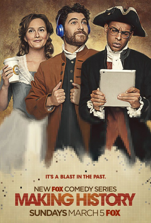 MakingHistory-Fox-Poster