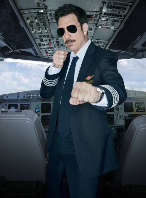 LA TO VEGAS:  Dylan McDermott in LA TO VEGAS premiering midseason on FOX.  ©2017 Fox Broadcasting Co.  Cr:  Joseph Viles/Fox